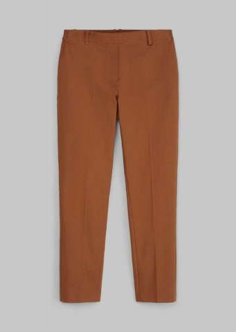 Twill-Hose Torup chestnut brown