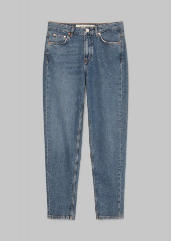 High Waist Jeans MALA SLIM mid authentic wash
