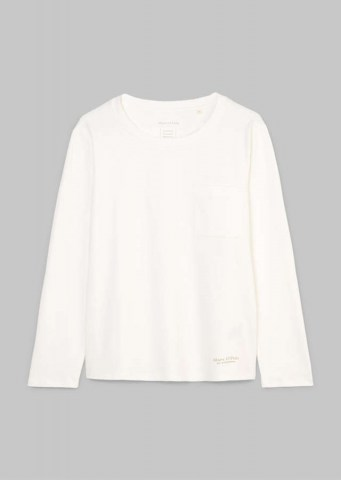 Organic Cotton Longsleeve off white