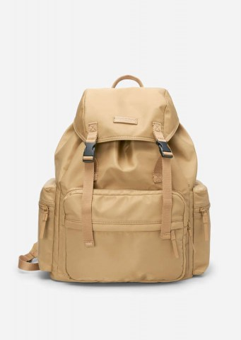 Nylon-Optik Rucksack soaked sand
